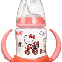 NUK Hello Kitty Learner Cup with Silicone Spout, 5-Ounce