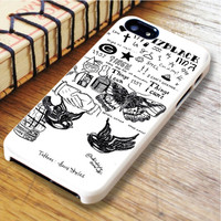 harry styles tatoo one direction harry styles harry styles case styles tatoo One direction | For iPhone 6 Plus Cases | Free Shipping | AH0437