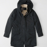 Womens 3-In-1 Parka | Womens Clearance | Abercrombie.com
