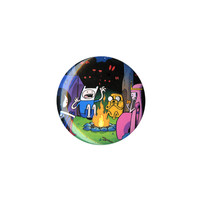 Adventure Time Campfire Stories Pin