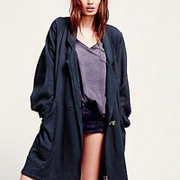 Free People Womens Say Anything Coat