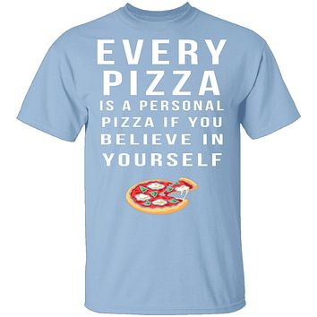 Personal Pizza T-Shirt