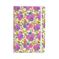 """Julia Grifol """"My Birds and My Flowers"""" Everything Notebook"""