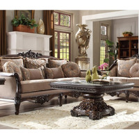 HD-09 2 Pc Traditional Living Room Set