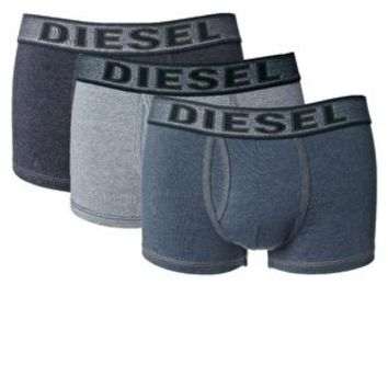 Diesel 3 Pack Trunks Under Denim at asos.com