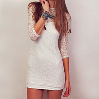 Lace Navada Dress - Sold Out
