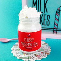 Chubby Marshmallow Whipped Soap