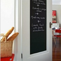 Chalk Board Blackboard Removable Vinyl Sticker