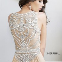 Sherri Hill 11069 at Prom Dress Shop