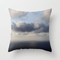 room with a view - day 3 Throw Pillow by findsFUNDSTUECKE (Steffi Louis)   Society6
