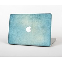 """The WaterColor Blue Texture Panel Skin Set for the Apple MacBook Air 13"""""""