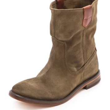 H by Hudson Hanwell Flat Boots