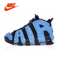Original New Arrival Authentic Nike Air More Uptempo Men's Basketball Shoes Comfortable Sneakers Sport Outdoor 921948-040