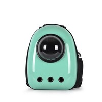 Costway Astronaut Pet Cat Dog Puppy Carrier Travel Bag Space Capsule Backpack Breathable - Walmart.com