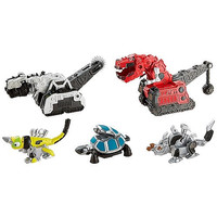 DreamWorks Dinotrux Construction vs. Destruction Diecast Mega Pack