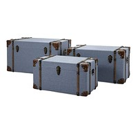 Fullerton Trunks - Set Of 3