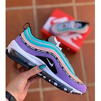 Nike Air Max 97 Have A Nike Day Hundreds of leisure sports jogging shoes-1