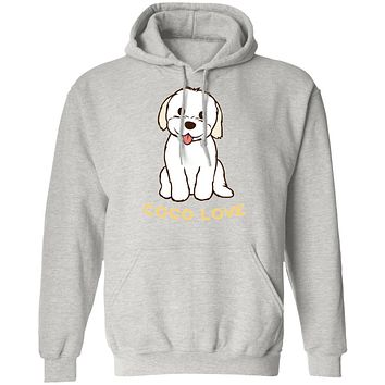 COCO LOVE-G185 Pullover Hoodie 8 oz.