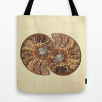 HISTORY IN MY HAND Tote Bag by Catspaws