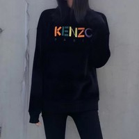 KENZO Fashion Embroidery Top Sweater Pullover