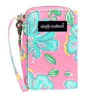 """Simply Southern """"Hibiscus"""" Wallet"""