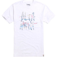Altamont Floral Logo Fill Tee at PacSun.com