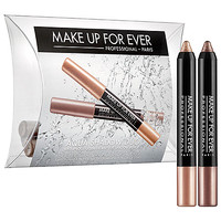 Sephora: MAKE UP FOR EVER : Aqua Shadow Duo : eyeshadow-palettes