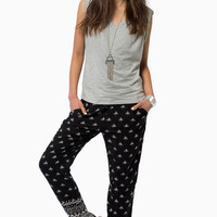 Mink Pink Native Nights Pants $88