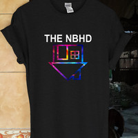 the nbhd shirt the nbhd t shirt the nbhd tshirt the neighbourhood shirt size S,L,XL,M