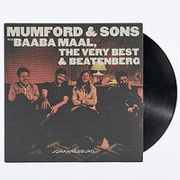 Mumford & Sons: Johannesburg Vinyl Record - Urban Outfitters
