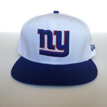 New Era New York Giants Snapback Baseball Cap