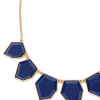 Faux Stone Statement Necklace | Forever 21 - 1000171512