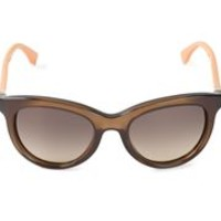 Fendi Two-tone Sunglasses - Stefania Mode - Farfetch.com
