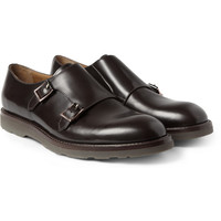 Paul Smith Shoes & Accessories - Rubber-Soled Leather Monk-Strap Shoes   MR PORTER