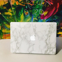 "Marble MacBook Skin - 13"" MacBook Air"