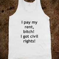 I PAY RENT