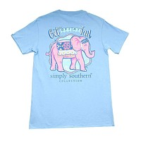 Preppy Get Off Tee by Simply Southern