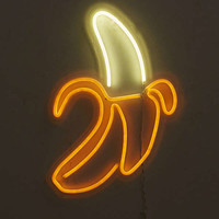 Banana Neon Sign | Urban Outfitters