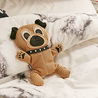 Huggable Heat-Up Pug Pillow | Urban Outfitters