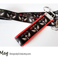 Jesus Loves You lanyard and keychain