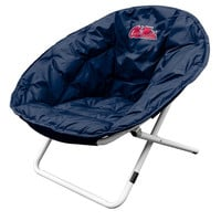 Mississippi Rebels NCAA Adult Sphere Chair