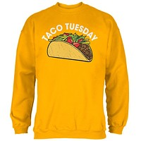 Cinco de Mayo Taco Tuesday Mens Sweatshirt