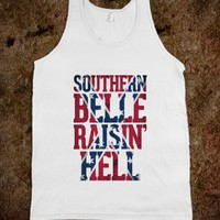 Southern Belle Raisin Hell