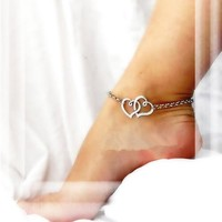 Shiny Cute Jewelry Gift New Arrival Ladies Sexy Simple Design Summer Stylish Anklet [6937881927]