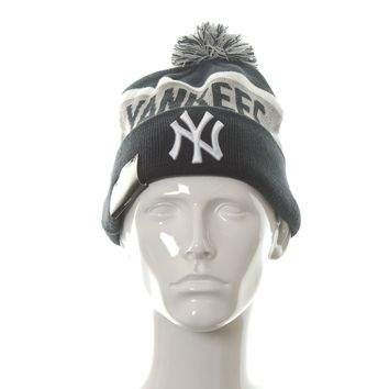 New Era Team Jake New York Yankees Beanie Official Team Colour One Size