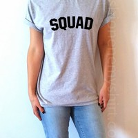 Squad - Unisex T-shirt for Women - shpfy
