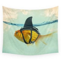 Society6 Brilliant DISGUISE Wall Tapestry
