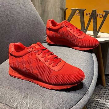 lv louis vuitton womans mens 2020 new fashion casual shoes sneaker sport running shoes 295