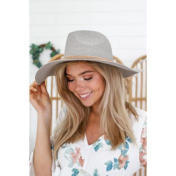 Day Trip Hat - Grey