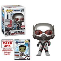 Ant-Man (Quantum Realm Suit) (Collectible Cards) (EE Exclusive)